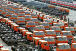 KamAZ sales have declined by 7.2% in Russia during the first half of the year