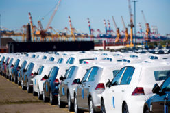 Car imports to Russia fell by 19% during January-April period
