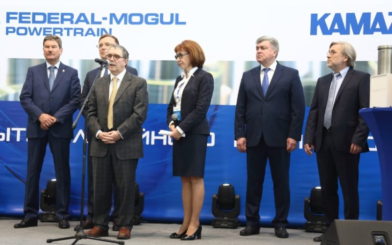 Federal-Mogul Powertrain Russia has established a new workshop