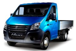 GAZ Group has prepared the electric LCV GAZelle Next