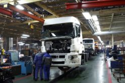 KAMAZ production up by 6.8% in the first quarter of 2018