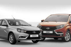 LADA sales in Europe have increased by 40% in November 2017