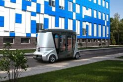 Driverless buses will be tested on the Russian Island