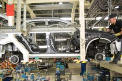 23,100 automobiles have been manufactured in St. Petersburg in May