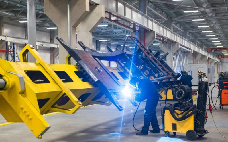 Industrial production in Russia has risen 2% in the first half of 2017