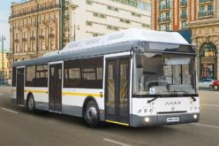 GAZ Group has delivered 100 gas-engine LiAZ buses to Nizhny Novgorod