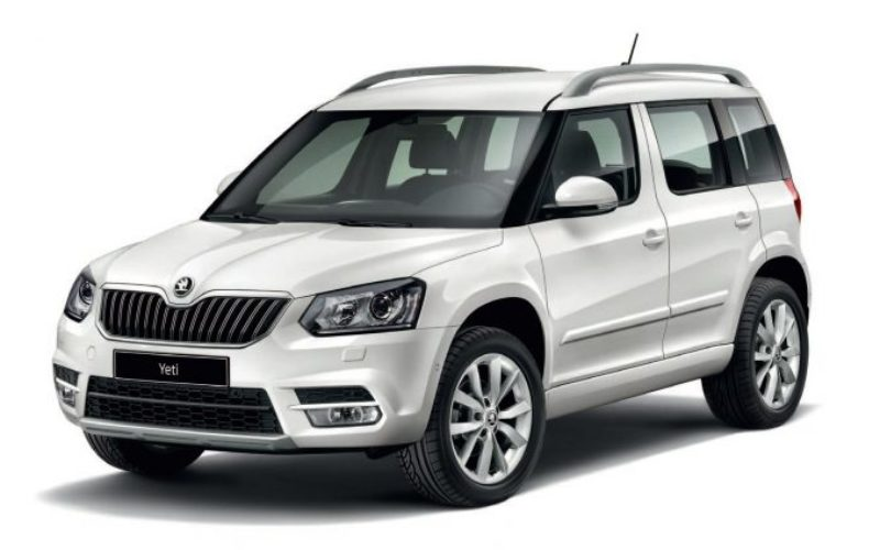 Skoda Yeti – The most exported model from Russia to Europe