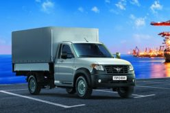 UAZ will start the production of the new LCV: UAZ Profi