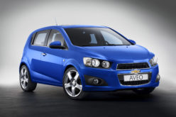 GAZ Group will start manufacturing Chevrolet Aveo in February