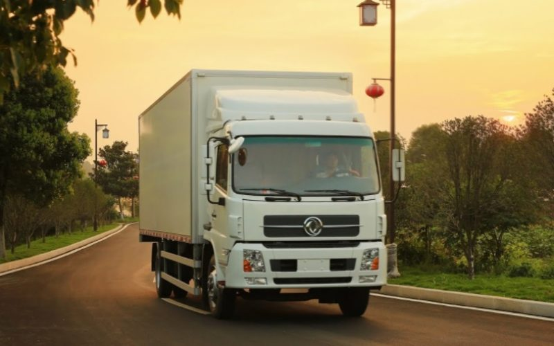 Dongfeng Trucks enters the Russian market
