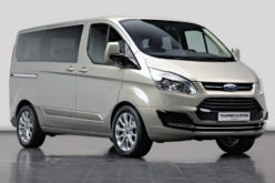 Ford Sollers will manufacture Tourneo Custom in Tatarstan