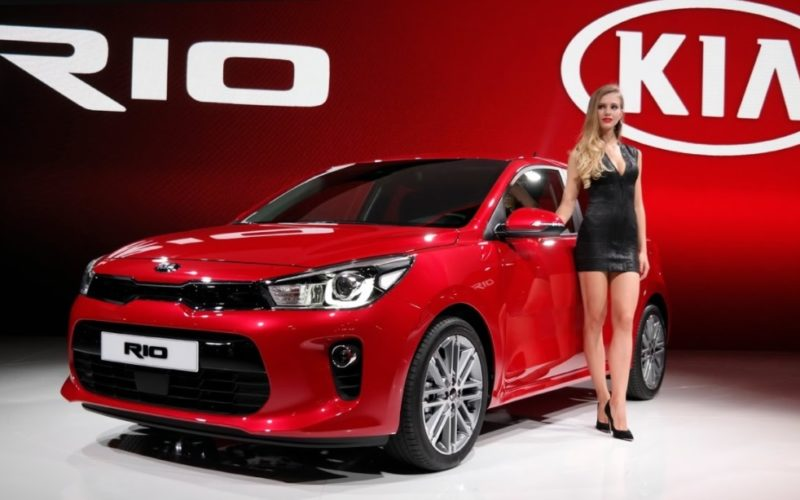 KIA sales up by 37% in Russia in July 2017