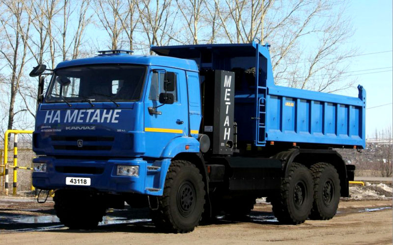 Russian truck market has grown 45% within the first half of 2017