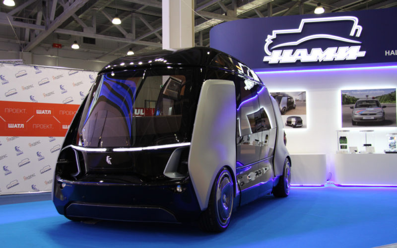 Russian government will accelerate the introduction process of autonomous vehicles on the roads of the country
