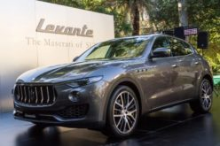 Maserati sales in Russia increased by 9 times during the first seven months of 2017