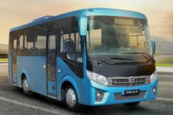 Russian new bus market has grown by 26% within the first half of 2017