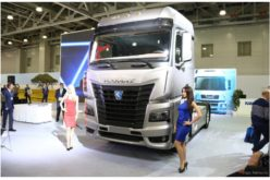 KAMAZ Group has quintupled its net profit in 2017