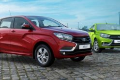 The sales of Avtovaz have increased by 25% in August 2017
