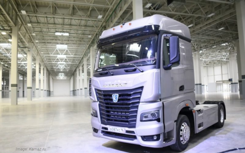 KAMAZ has invested 3 billion rubles in the new cabin carcass factory