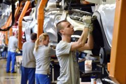 Automobile production has increased by 19% within the first eight months of 2017