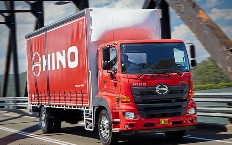 Hino Motors will start truck production in Moscow Region
