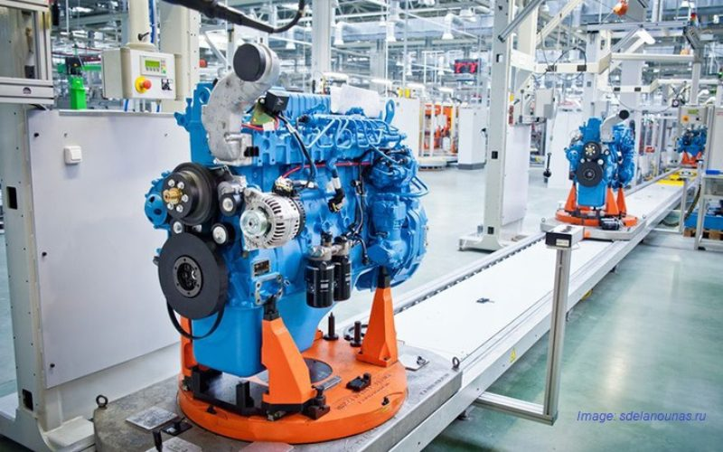 KAMAZ shares in TMZ Tutaev Engine Factory will increase to 70%