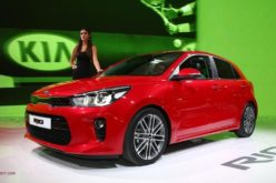 Top 25 best-selling cars in 2017 in Russia