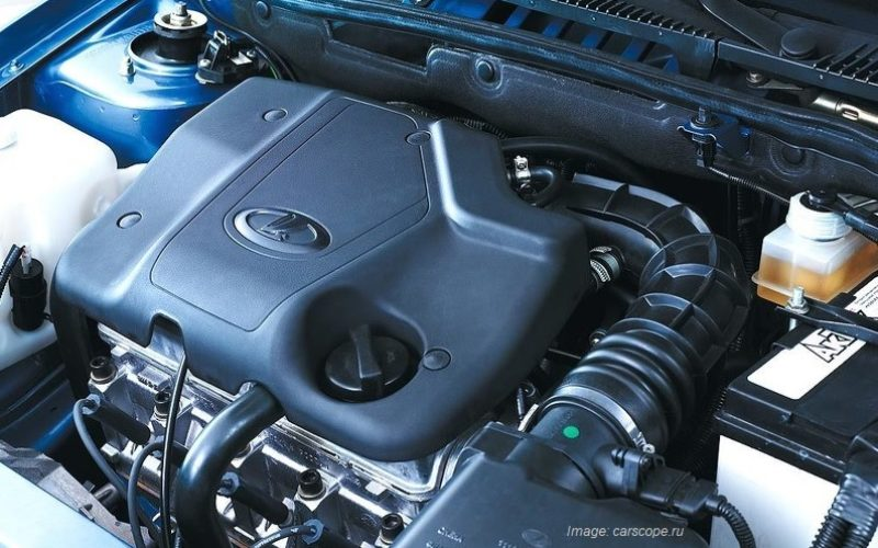 AVTOVAZ engines are being modernized