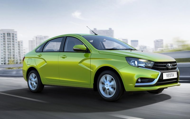 Lada Vesta sales have started in Lebanon