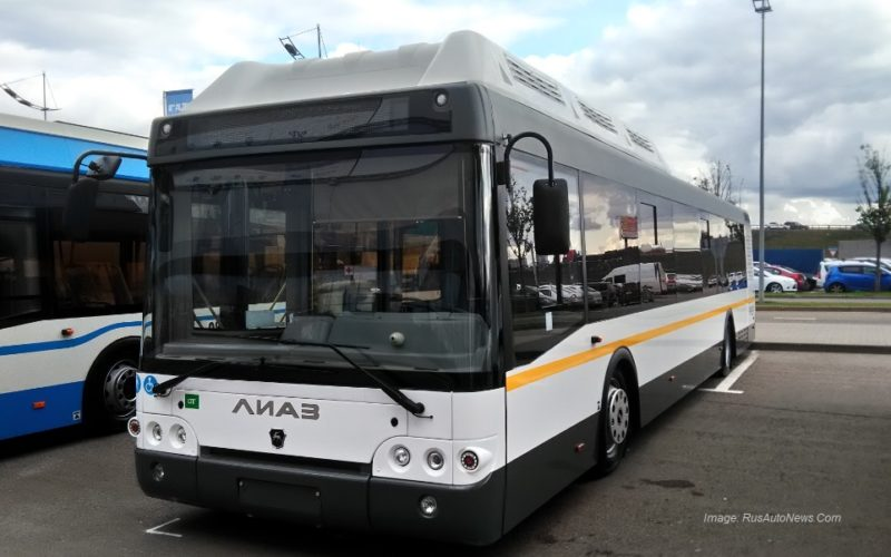 GAZ Group will supply LiAZ buses to Kazakhstan