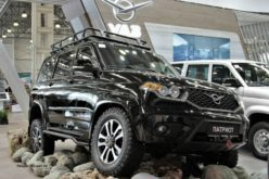 UAZ will resume automobile production as of 13 April