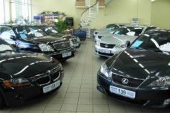 Russian used cars market has risen by 1% in October 2017