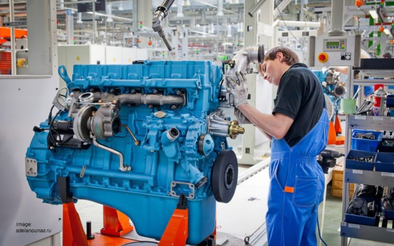 GAZ Group has acquired more than 93% of the voting shares of AutoDiesel