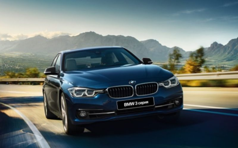 BMW Group will assemble the new BMW 3-series sedans in Russia
