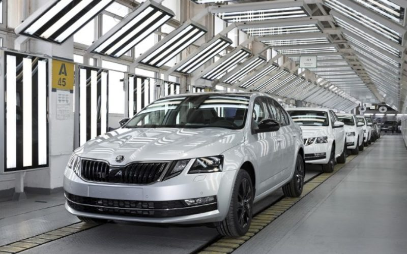 Car production in Russia has increased by 21% within the first ten months