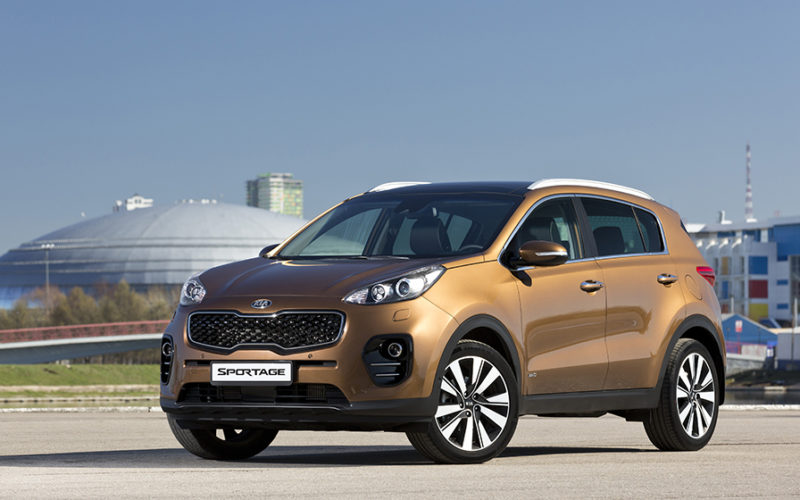 KIA sales up by 10% in November in Russia