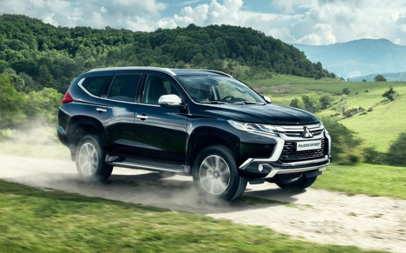 Mitsubishi Motors has resumed Pajero Sport production in Russia
