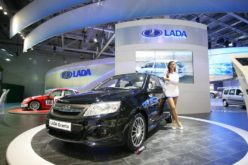 LADA sales in Russia have increased by 10% in September 2018