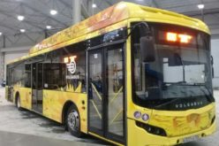 The Volgabus-Vladimir electric bus plant has been opened