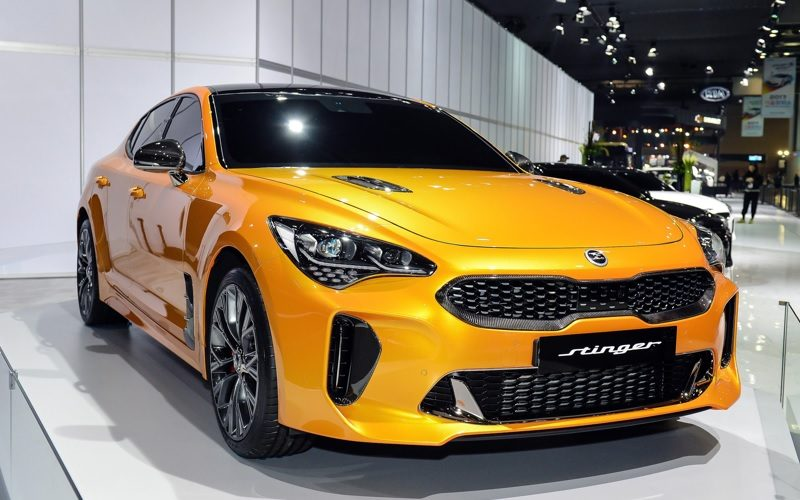 Avtotor has started the production of KIA Stinger