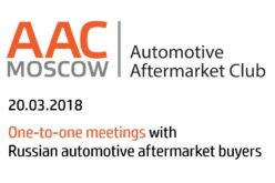 One-to-one meetings with Russian automotive aftermarket buyers in Moscow