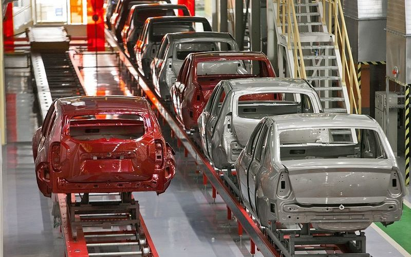 Automobile production in Russia has declined by 1% in January 2019