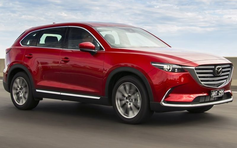 Mazda may start the assembly of CX-9 crossover in Vladivostok plant