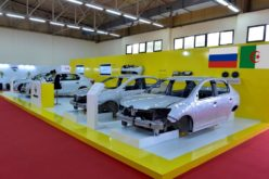 Renault Russia has sent the 20,000th Russian production car body to Algeria