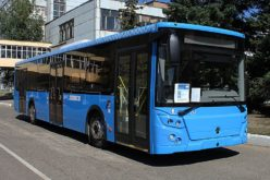 Russian new bus market has grown by 13% in 2017