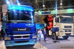 Russian truck market has grown 50% in 2017