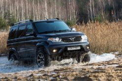 UAZ plans to double the volume of exports in 2018