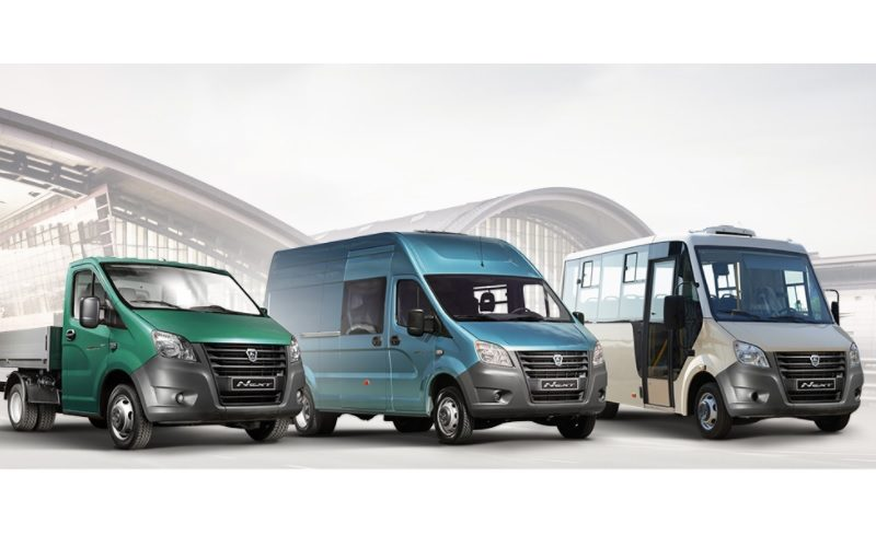 Russian LCV market has grown 17% in 2017