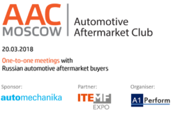One-to-one meetings with Russian aftermarket buyers: AAC Moscow
