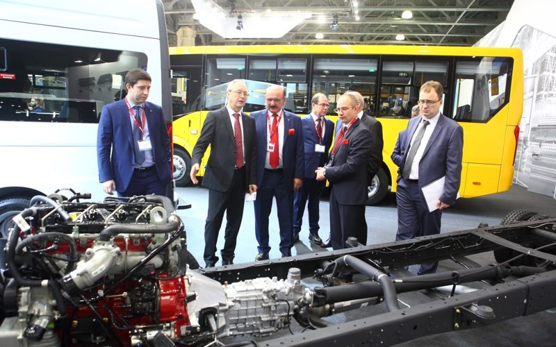 Busworld Russia powered by Autotrans /  International Coach and Bus show
